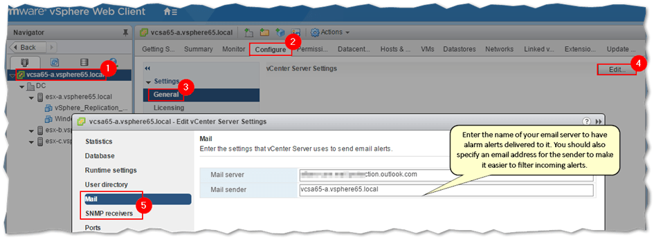 How To Use vSphere Alarms To Monitor VMware Environments