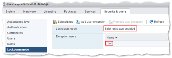An Introduction to vSphere Security Hardening