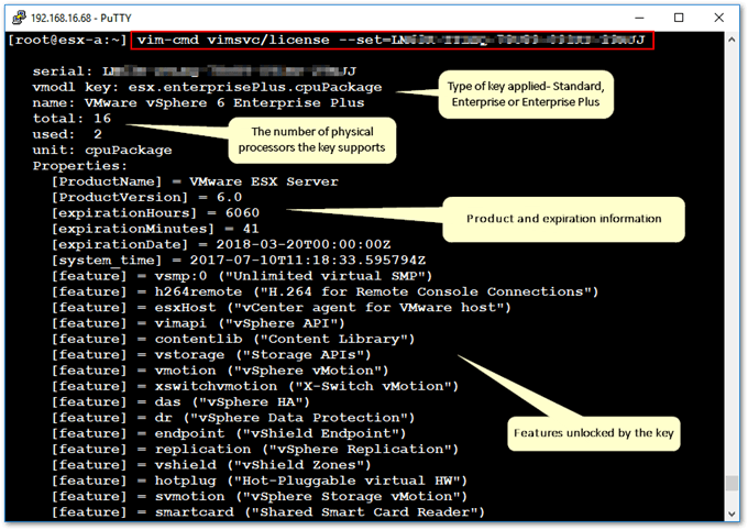 Learn How to License vCenter, ESXi and vSAN