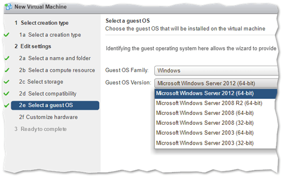 How to Install Windows Nano Server on ESXi