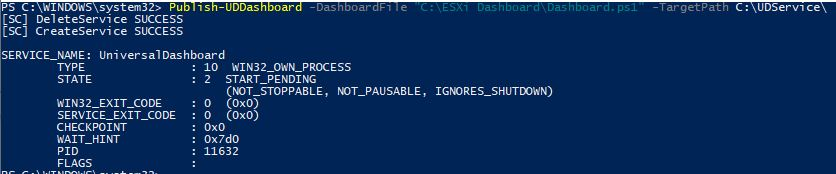 How to Create Your Own PowerShell Dashboard for ESXi