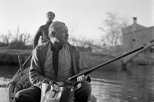 Hemingway a pesca