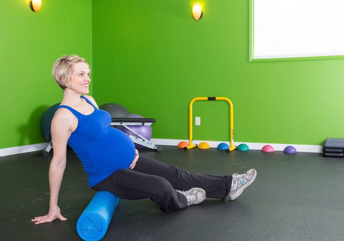 Pregnancy Stretch SMR
