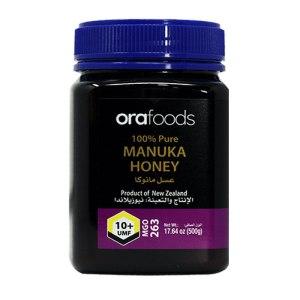 عسل المانوكا نيوزلاندي