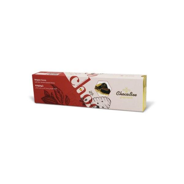 شوكولاتة ( الكاكاو البلجيكي مع عسل سدر يمني دوعني )