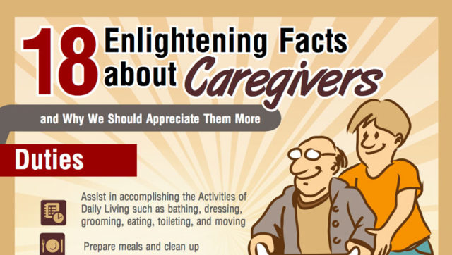 15 Enlightening Facts about Caregivers