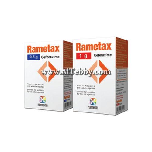 دواء drug راميتاكس Rametax