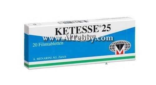 كيتس Ketesse دواء drug