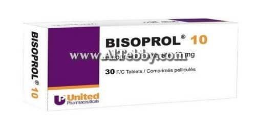 بيسوبرول Bisoprol دواء drug