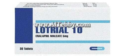 لوتريال Lotrial دواء drug
