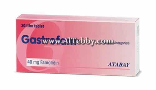 جاستروفام Gastrofam دواء drug