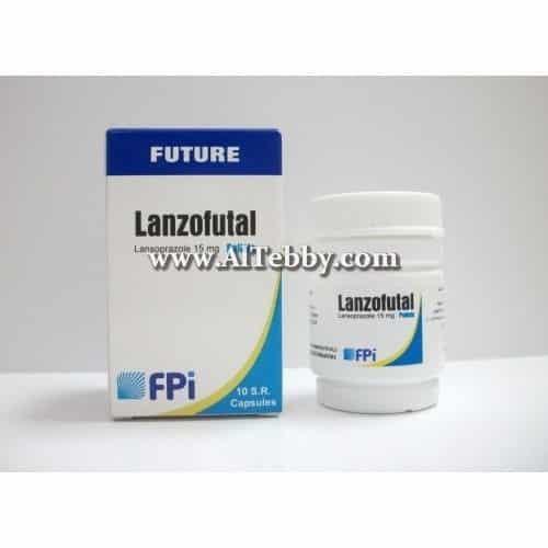 لانزوفيوتال اس آر Lanzofutal S.R دواء drug
