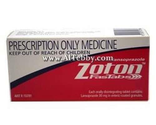 زوتون فاست Zoton Fast دواء drug
