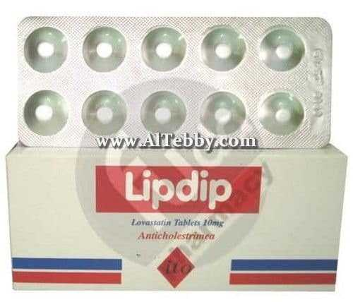 ليبديب Lipdip دواء drug