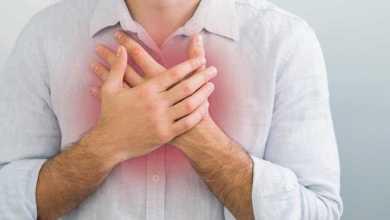 المعدة المتكررة تزيد من احتمالية الإصابة بسرطان الجهاز التنفسي