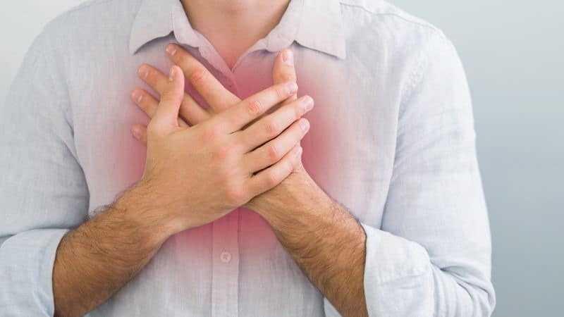 حرقة المعدة المتكررة تزيد من احتمالية الإصابة بسرطان الجهاز التنفسي