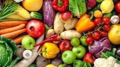 دراسة تربط بين تناول الفاكهة والخضروات والصحة العقلية والنفسية