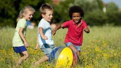 قواعد جديدة لمنظمة الصحة العالمية بخصوص النشاط البدني والنوم للأطفال دون الخامسة