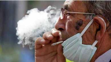 تدخين التبغ يزيد من فرص دخول فيروس كورونا