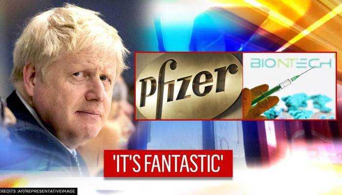 """بعد إعلانها عن طرحه خلال الأسبوع المقبل.. بريطانيا تصبح الدولة الأولى عالميًا التي تُقر استخدام لقاح """"فايزر-بيونتيك"""" المضاد لفيروس كوفيد-19"""
