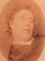 Annie Chapman morgue photo