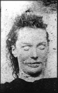 Elizabeth Stride morgue photo