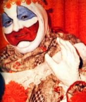 John Wayne Gacy as Pogo the Clown