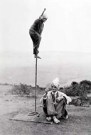 Indian rope trick