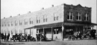 the Algerita Hotel in the early 1900's