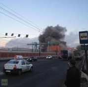 Russian meteor appears to have struck zinc plant