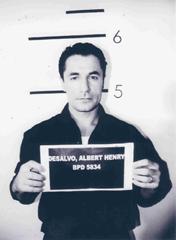 Albert DeSalvo mug shot