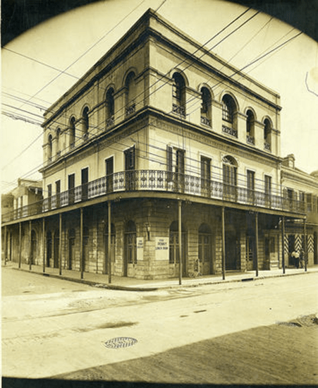 Madame Marie Delphine LaLaurie haunted New Orleans mansion
