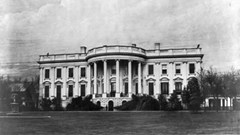 Historic White House photograph