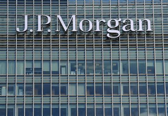 J.P. Morgan building in London