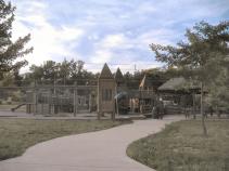 Millennium Park in East Moline, Illinois