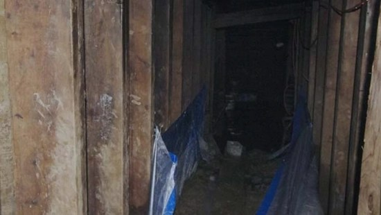 Police find mysterious tunnel near Pan Am games site – authorities stumped