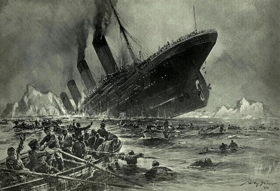 Interesting official testimony from survivors of the Titanic