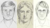 Sketches of the East Area Rapist, Original Night Stalker, Golden State Killer