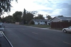 Paseo Drive, Rancho Cordova - scene of the first East Area Rapist attack - June 18, 1976