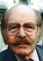 Maurice Grosse - Enfield Poltergeist participant