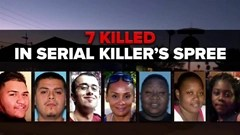 Seven victims of the Serial Street Shooter
