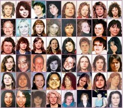 Robert Pickton - pig farm serial killer victims