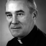 Father William Bowdern - priest who participated in the Ronald Hunkeler exorcism