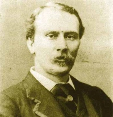 Suspected Jack the Ripper murderer - James Maybrick