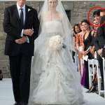 Ghislaine Maxwell and Chelsea Clinton wedding