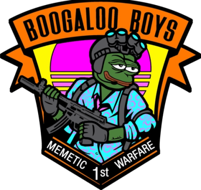 Boogaloo Boys logo