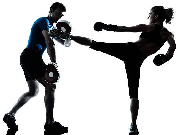 Kickboxing For Core Strength