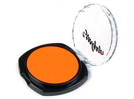 Flourescent Eye Shadow - Orange