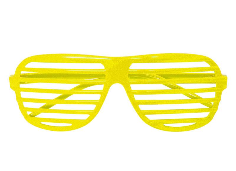 Yellow Shutter Shades