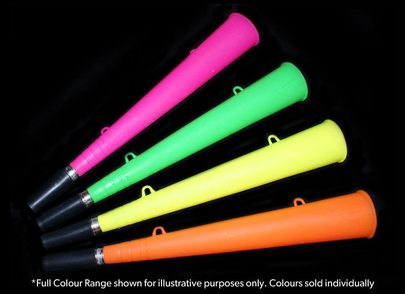 Neon Woofer Horns